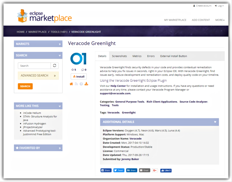 Greenlight Eclipse Marketplace