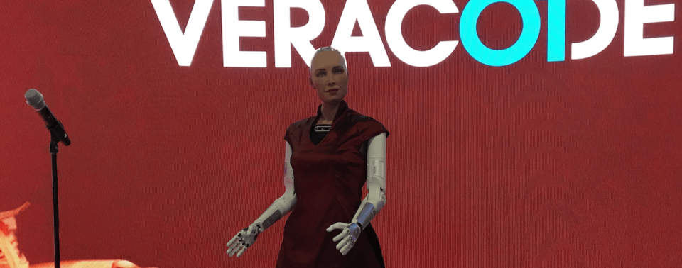 What Sophia the humanoid robot can tell us about the future of security