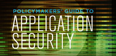 Policymakers' Guide to Application Security