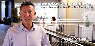 Branded Vulnerabilities: How to Respond to Real Risk, Not Media Hype