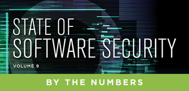 State of Software Security Volume 9 By the Numbers