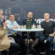 Panel discussion on Cult of the Dead Cow at Black Hat 2019