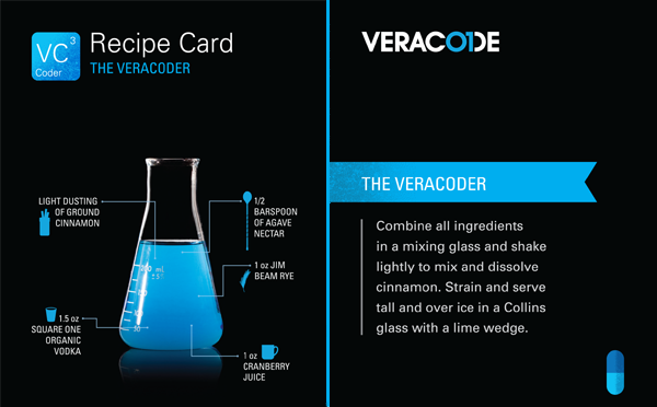 Recipe 4 - The Veracoder