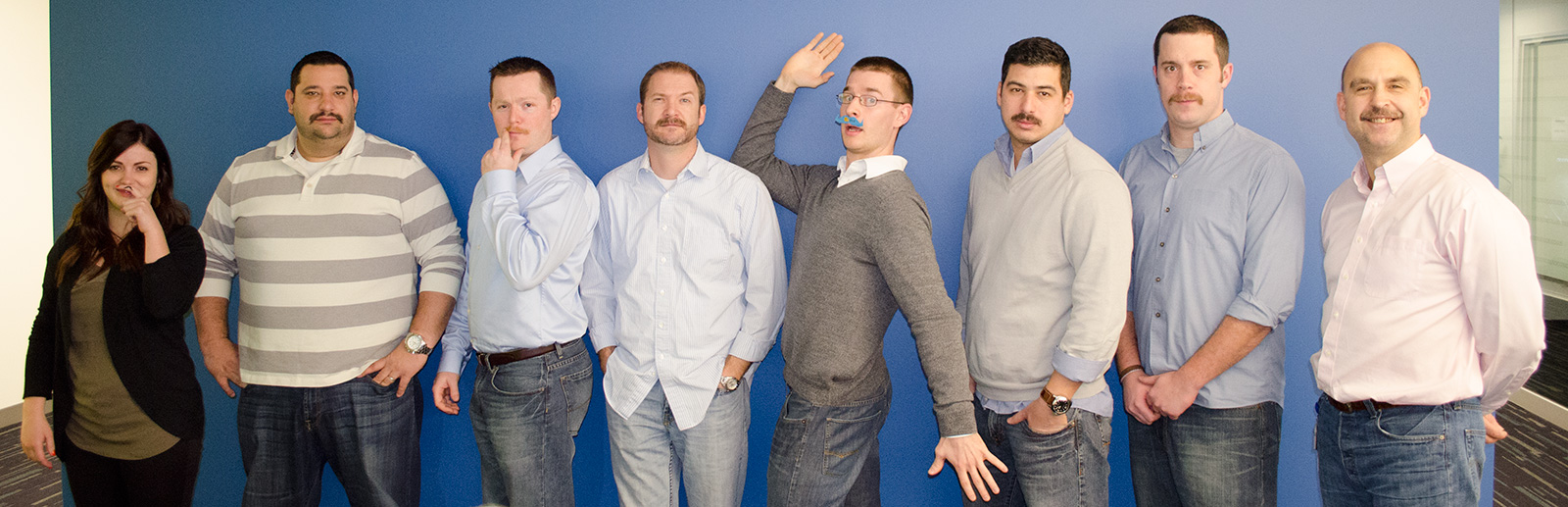 Stories from the Movember Crew