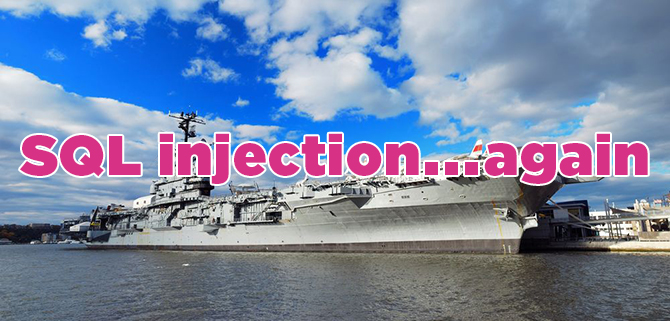 navy-hack-sql-injection-veracode